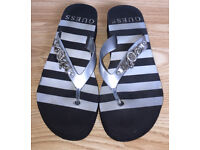 Guess sandals size 5