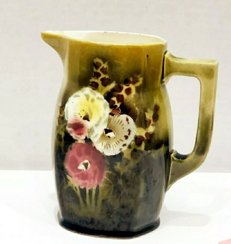 Vintage Czechoslovakian Cream Pitcher