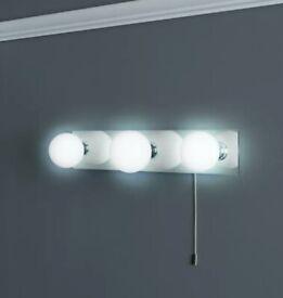 Argos home - Yuko mirrored bar light