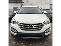 Hyundai Santa Fe Left hand drive