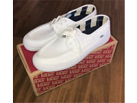 Vans Chauffeur SF Shoes Trainers White