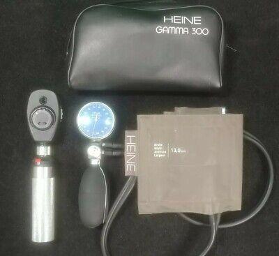 Heine Beta 200 Ophthalmoscope Nicatron S Gamma 300