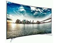 Samsung UE55HU7100 Smart Tv Curved 4k Ultra HD Freeview HD Freesat HD Smart LED TV