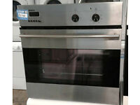 C328 stainless steel bosch integrated single electric oven comes with warranty can be delivered