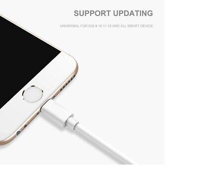 Adapter For Apple iPhone 7 XS 11 3.5mm Earphone Headphone Jack Audio all iOS 13
