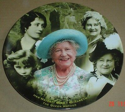 Coalport Danbury Mint IN LOVING MEMORY - THE QUEEN MOTHER