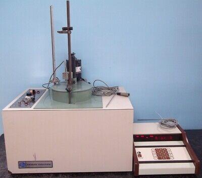 Parr Instrument Co Adiabatic Calorimeter With Parr 1710 Calorimeter Controller