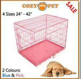 PUPPY / SMALL DOG CAGE/CRATE !!!!NEW!!!!