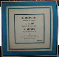 R. Addinsell H. Bath H. Alfven Mms196 Disco 33 1/2 Giri Lp -  - ebay.it