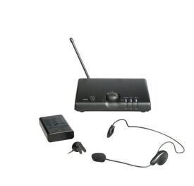 ProSound VHF Headset and Tie Clip Radio Mic Kit