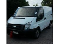 Ford transit 2007 07 plate 85ps