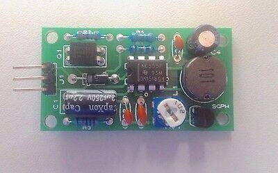 Kit - Nixie Tube High Voltage Power Supply 90-250v