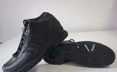Adidas-basketball-schuh Schwarz (adidas Basketballschuh JAWA MID 013400 UK 5 1/2, F 38 2/3)