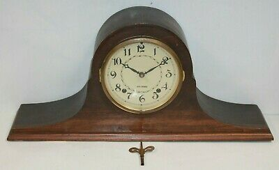 SETH THOMAS Mantel Antique Clock For Parts Not Working