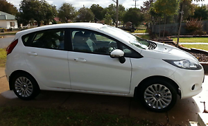 WT Ford Fiesta LX 2013 Turvey Park Wagga Wagga City Preview