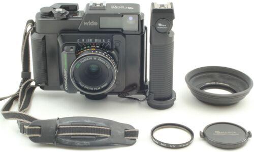 GS Bracket[Top Mint] Fuji Fujica GS645W Pro Wide Camera EBC 45mm F5.6 from Japan