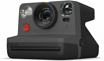 Polaroid Now i‑Type Instant Camera (Black)