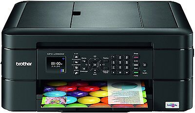 Принтер Brother MFC-J480DW, Wireless Inkjet Color