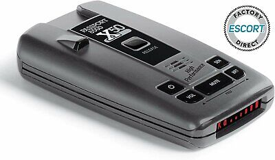Escort Passport 8500 X50レーダー探知機拡張長距離、Escort Liveアプリ