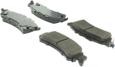Disc Brake Pad Set Rear Centric 106.07921
