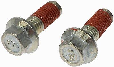 Disc Brake Caliper Bracket Mounting Bolt Dorman 14006