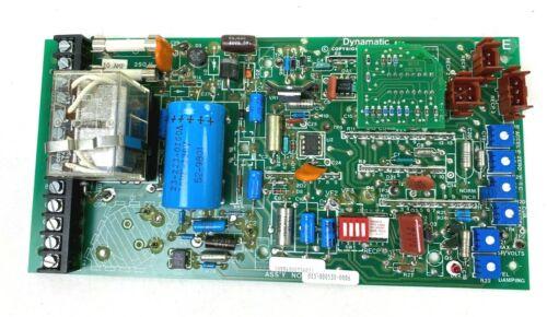 Eaton Dynamatic PCB Circuit Board 2099k000356011   015-000530-0006   Pre-Owned