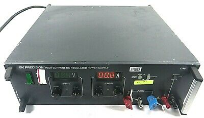 Bk Precision 1790 High Current Dc Regulated Power Supply - Free Shipping -