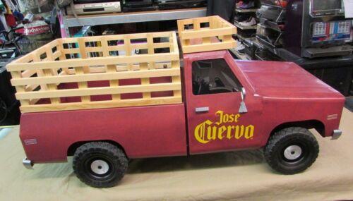 "Red Jose Cuervo Truck Pole Topper Display 37"" x 17"" x 18"""