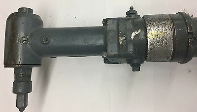 Ingersoll-rand Pneumatic Multi-vane Drill Stamped U.s.n Property