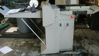 Morgana Digi-fold Creasingfolding Machine Video Link In Description