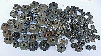 Pipe Cutter Wheels Ridgid Reed Berkley Different Manufactures Lot 120 Pcs.