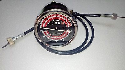 Massey Ferguson Tractor Tachometer Tacho Cable Mf 165 175 178 180 Ind 50