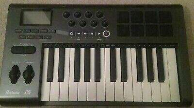 M-Audio Axiom 25 USB 25 key Midi Controller keyboard