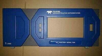 Front Panel For Teledyne T200 Teledyne Api Nox Analyser T200