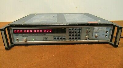 Eip 548a Microwave Frequency Counter Option W-36 10hz-26.5ghz