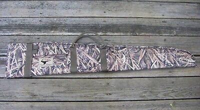 Avery Floating Gun Case Mossy Oak BLADES Camo Greenhead Gear Shotgun Waterfowl Oak Gun Case