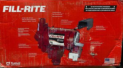 Fill-rite Fr311vn Fuel Transfer Pump