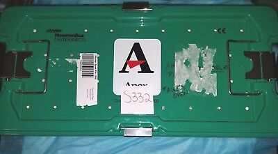 Strykerapex 5057-9-900 Howmedica Tray System No Instruments