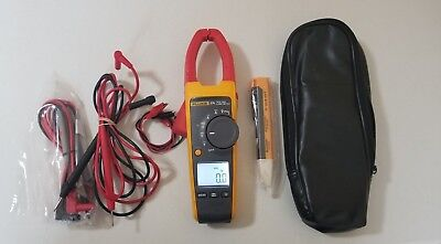 Lightly Used Fluke 374 True Rms Acdc Clamp Meter Must See Nice Tp 239345