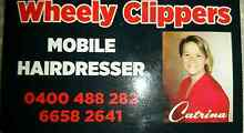Wheely clippers Mobile Hairdresser Toormina Coffs Harbour City Preview