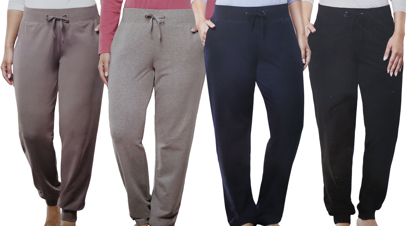 Damen WELLNESSHOSE Jogginghose Wellness Freizeit Sport Hose große Mode 4 Modelle