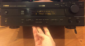 YAMAHA HTR-5540 Stereo Surround Sound Receiver