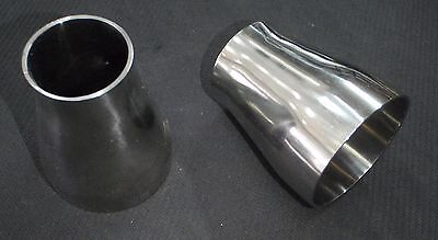 Wdccr51x32 Stainless Concentric Weld Reducer 2-1 14 Sanitary Pipe Tubing