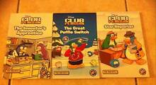 Club Penguin books Varsity Lakes Gold Coast South Preview