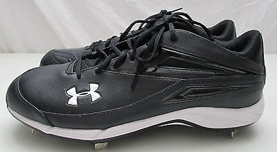 Mens Under Armour Cleats Rotational Traction Size 15 NEW Performance Footwear