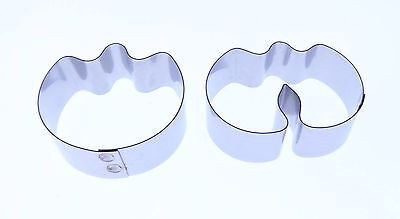 Sweet Pea cutter set, Valley Cutter Company,  Sugarcraft cake decorating flower