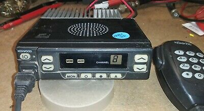 Kenwood Tk-862hg Uhf70 Cm 35 Watt Mobile Radio -