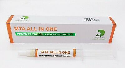 New Dental Mta Reparative Cement Endodontic Root Canal Filling 3 Gr Cem
