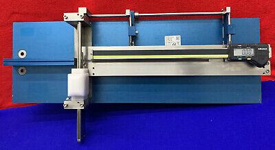 Mitutoyo Cn 572-212-20 Mn Sd-8dx Horizontal Digimatic Scale Custom Platform