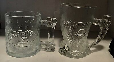 The Flinstones, 1993 Collector Mugs, Mammoth Mug, Pre Dawn Mug. Very Nice!!!!!